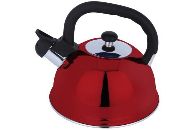 Чайник 3 литра из нержавеющей стали Magefesa Jara Red