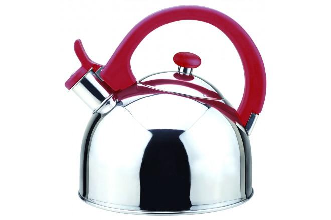 Чайник 2 литра из нержавеющей стали Magefesa Acacia Red