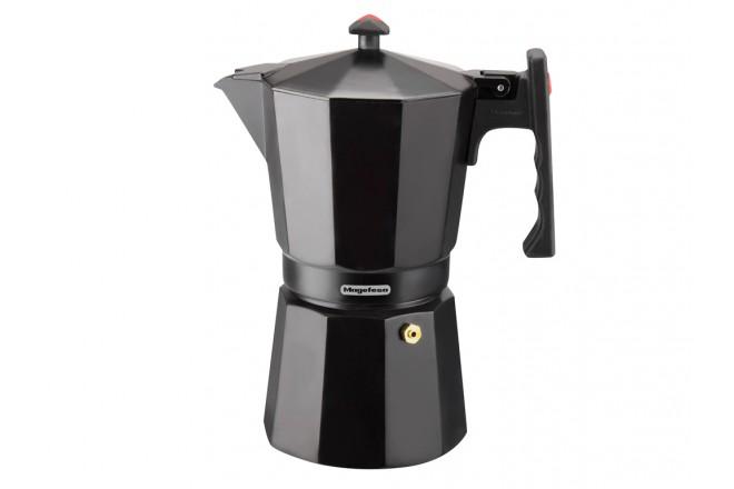 Кофеварка из алюминия 12 чашек Magefesa Colombia Noir