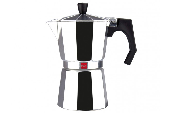 Кофеварка из алюминия 9 чашек Magefesa Kenia