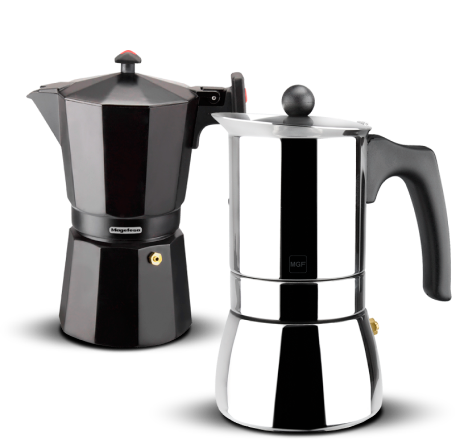 Кофеварки из нержавеющей стали от Magefesa®
