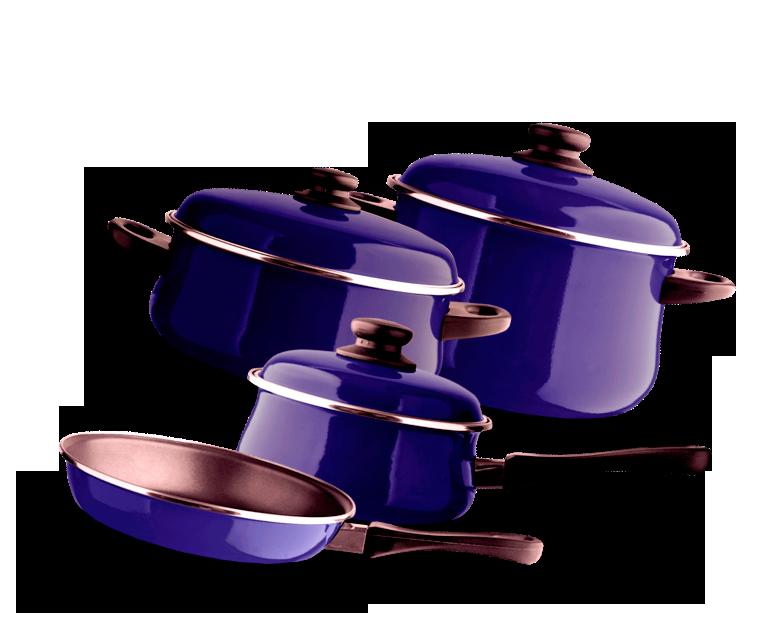 Наборы посуды из нержавеющей стали от Magefesa®
